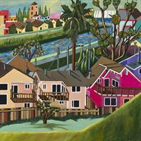 Myra Eastman, Santa Cruz