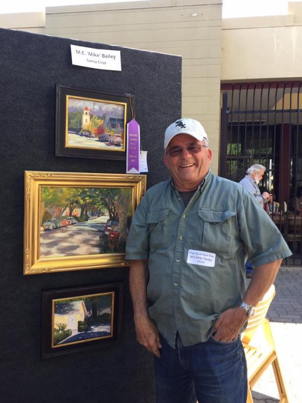 M.E. Mike Bailey, Special Award Winner