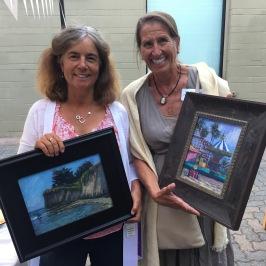 Erika Perlof (left), Two-time Special Award Winner