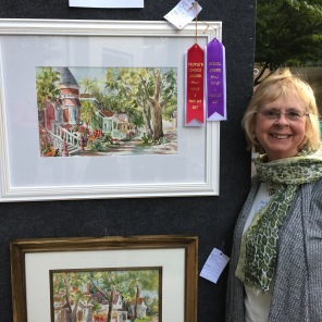 Sally Bookman, People's Choice and Special Award Winner