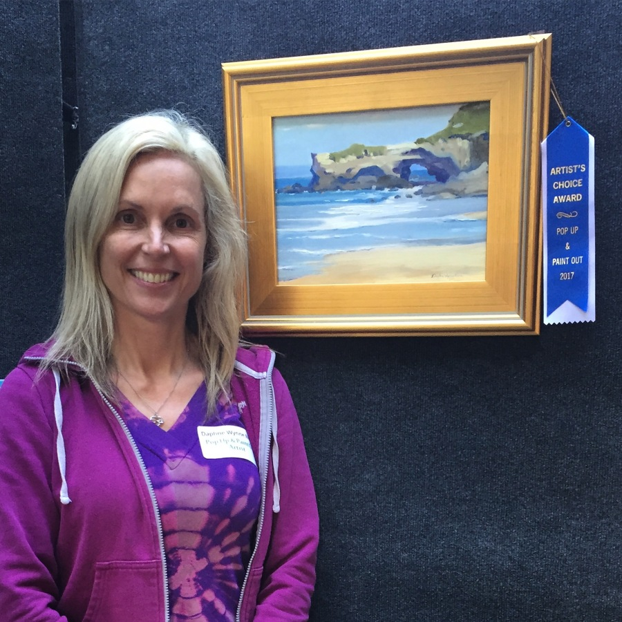 Daphne Wynne Nixon, Artist's Choice Winner