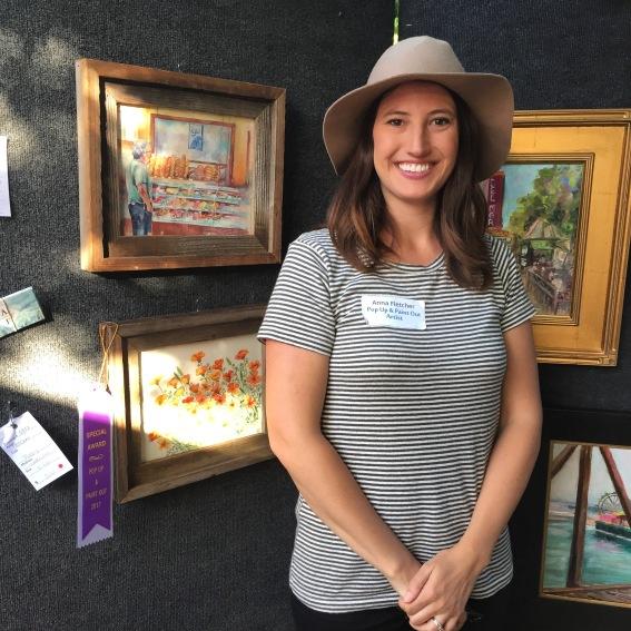 Anna Fletcher, Special Award Winner
